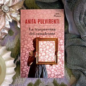 """""""La trasparenza del camaleonte"""" di Anita Pulvirenti"""