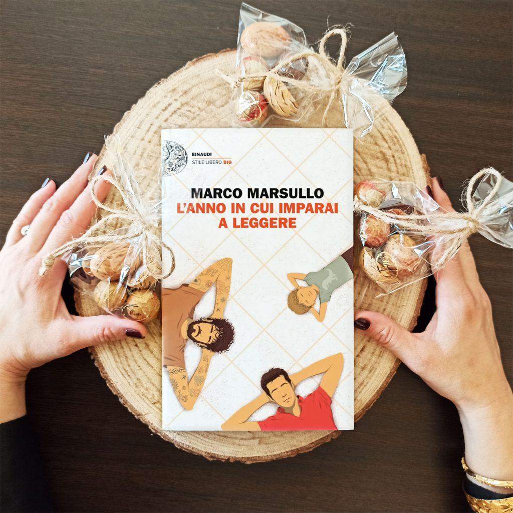 L'anno in cui imparai a leggere di Marco Marsullo