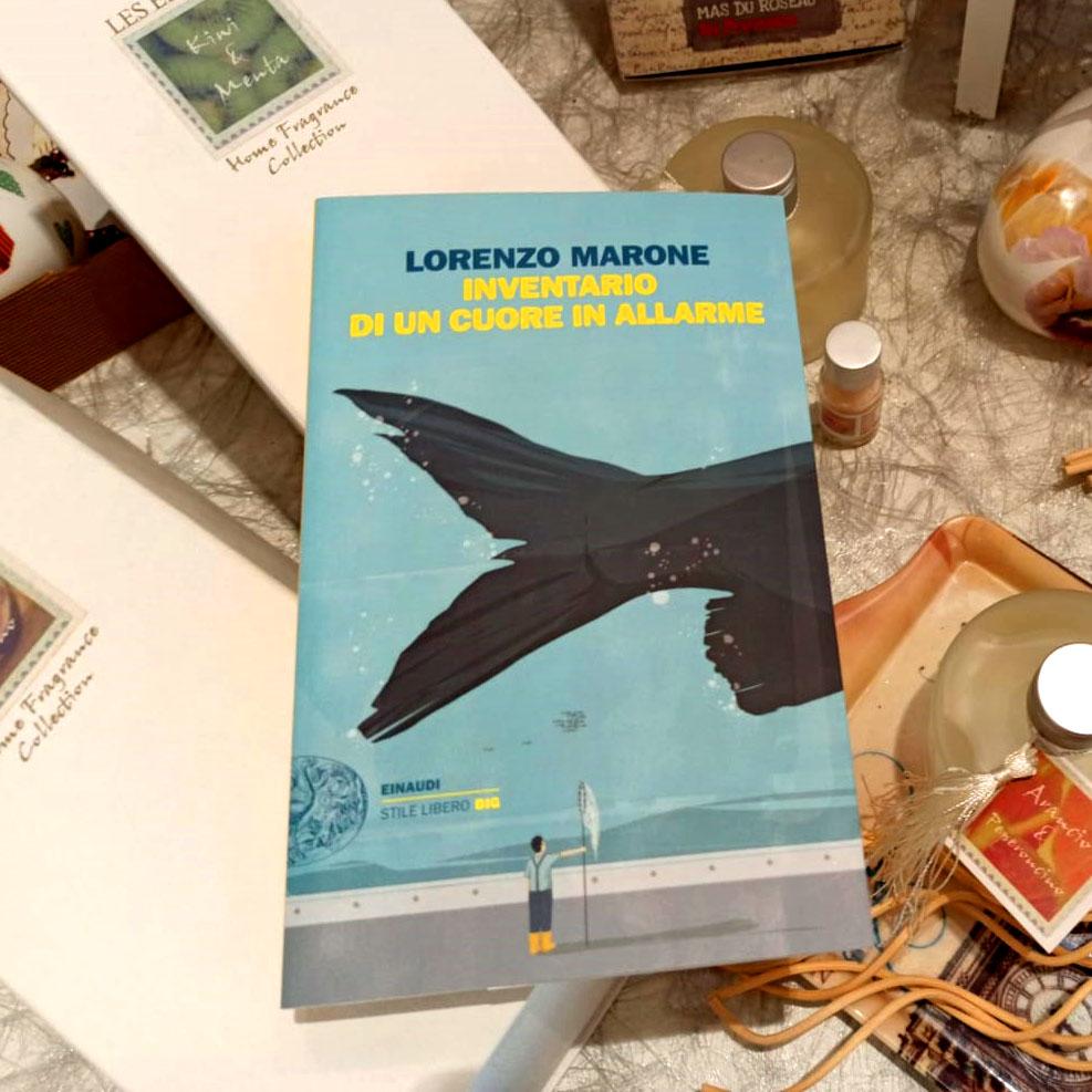 Inventario di un cuore in allarme di Lorenzo Marone