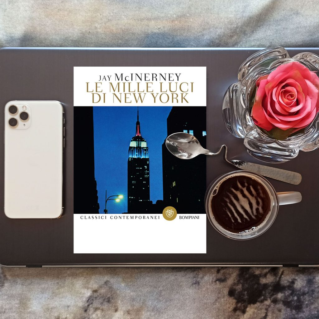 """Le mille luci di New York"" di Jay Mc Inerney"