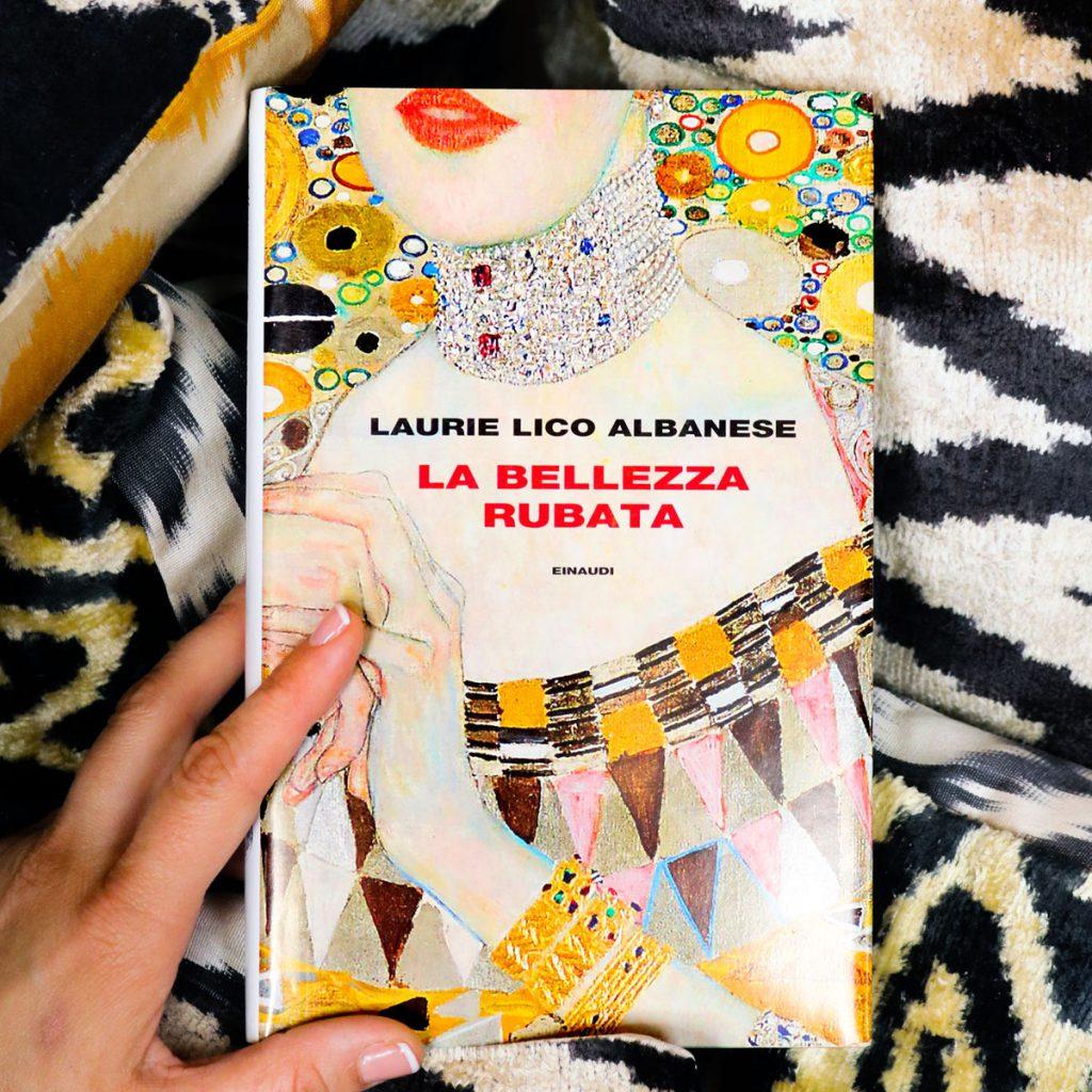 La bellezza Rubata di Laurie Lico Albanese
