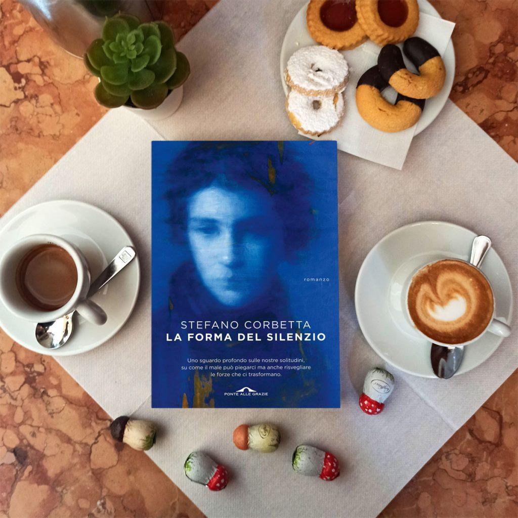 """Caffè d'autore con Stefano Corbetta e il suo romanzo """"La forma del silenzio"""""""