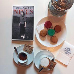 "Intervista a Sacha Naspini per ""Caffè d'autore""."
