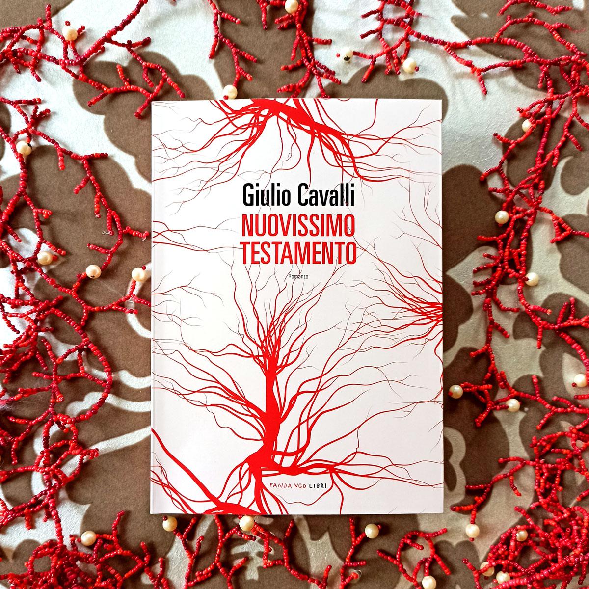 """""""Nuovissimo testamento"""" di Giulio Cavalli"""