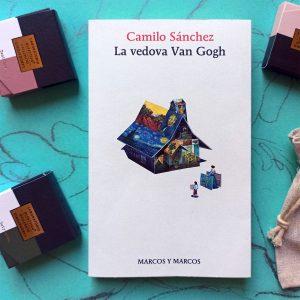 """""""La vedova Van Gogh"""" di Camilo Sánchez"""
